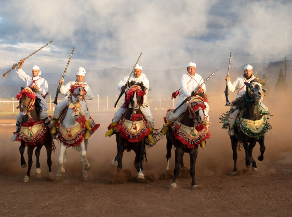 Top 10 Annual Festivals And Events In Morocco