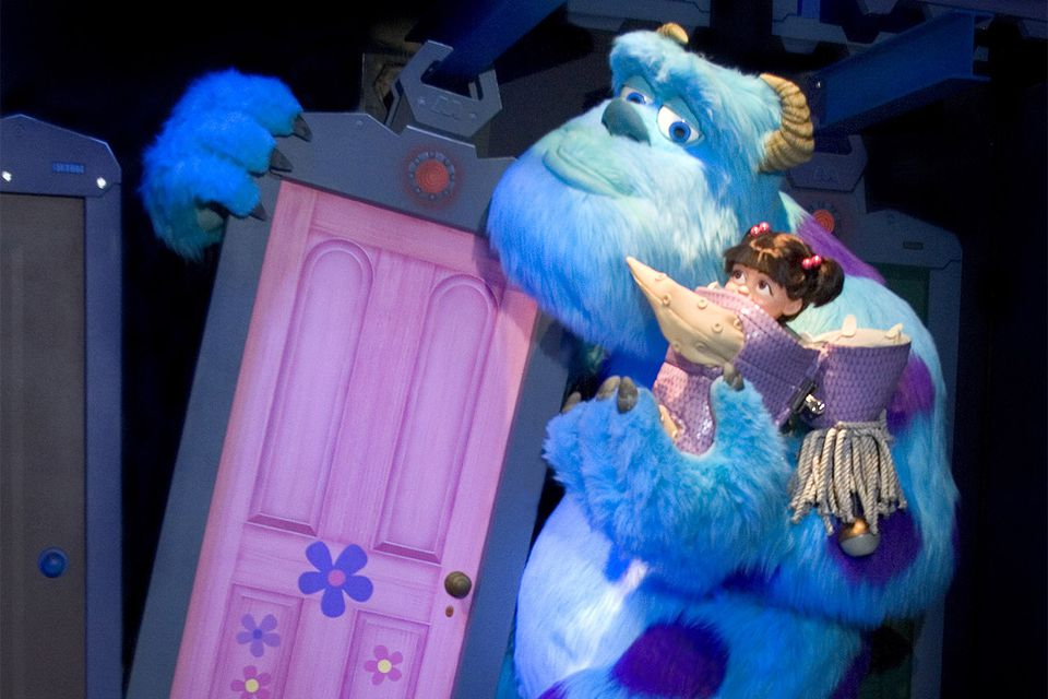Monsters Inc. Mike and Sulley to the Rescue!