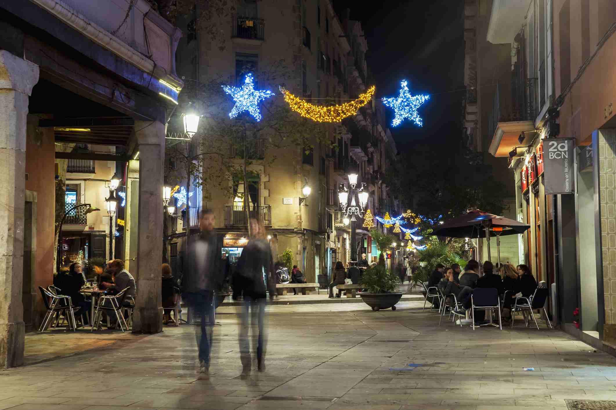 Where to Go in December in Spain