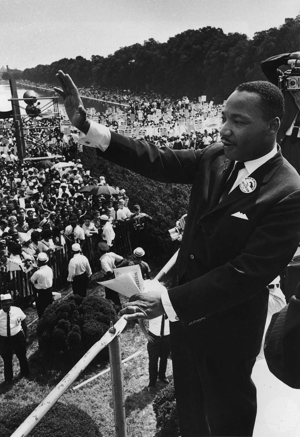 Dr. King's I Have a Dream Speech