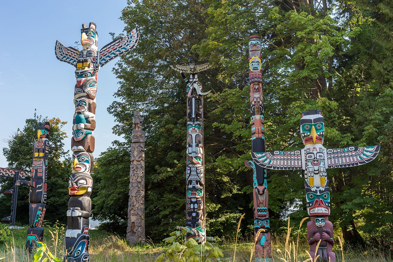 Stanley Park Vancouver Retreat