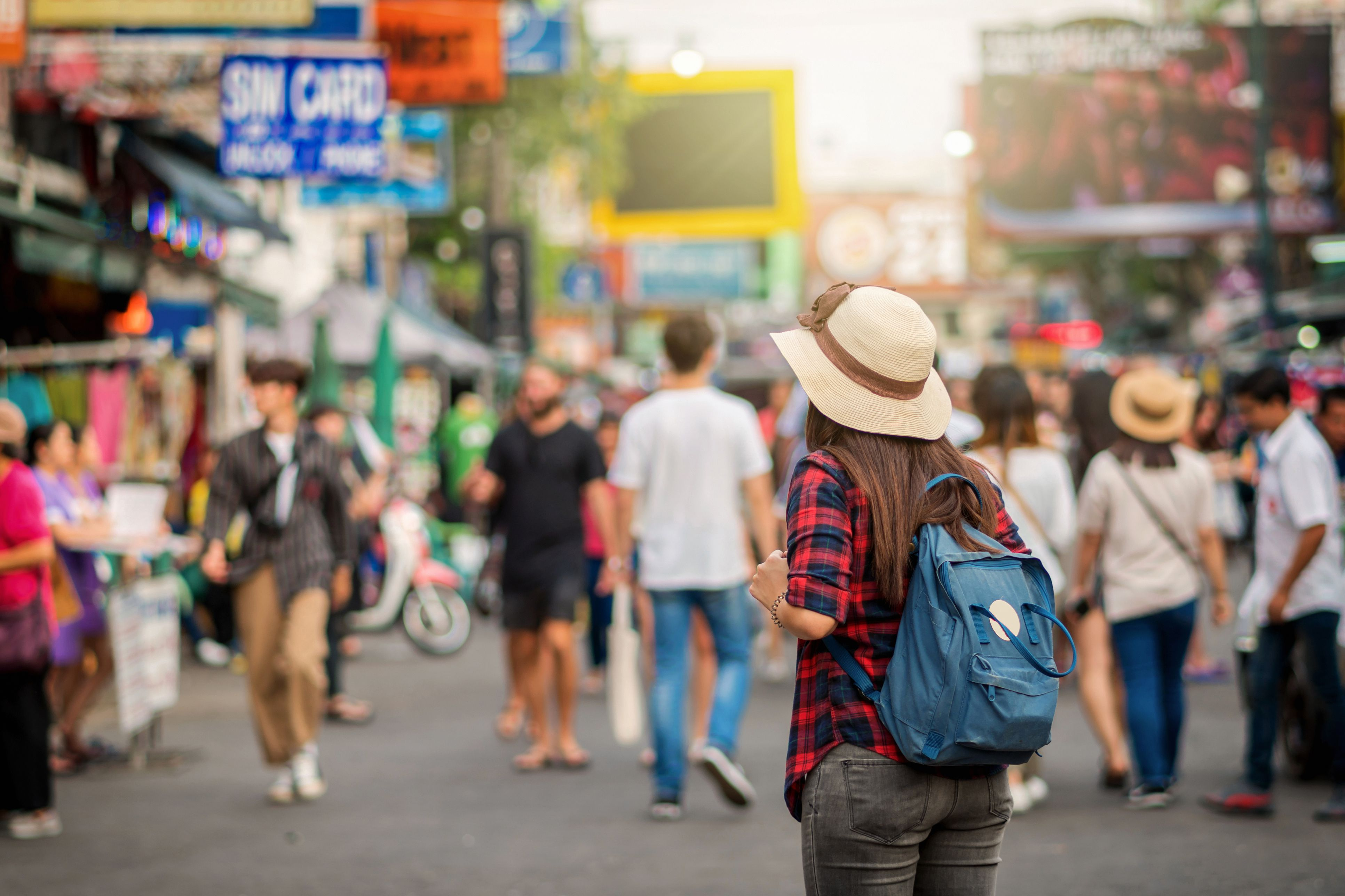 Travel Safety in Asia