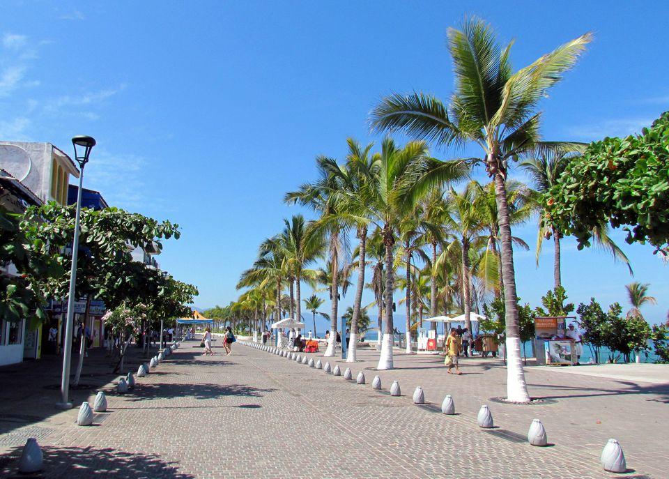 Puerto Vallarta Malecón