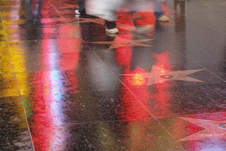 Hollwyood Walk of Fame