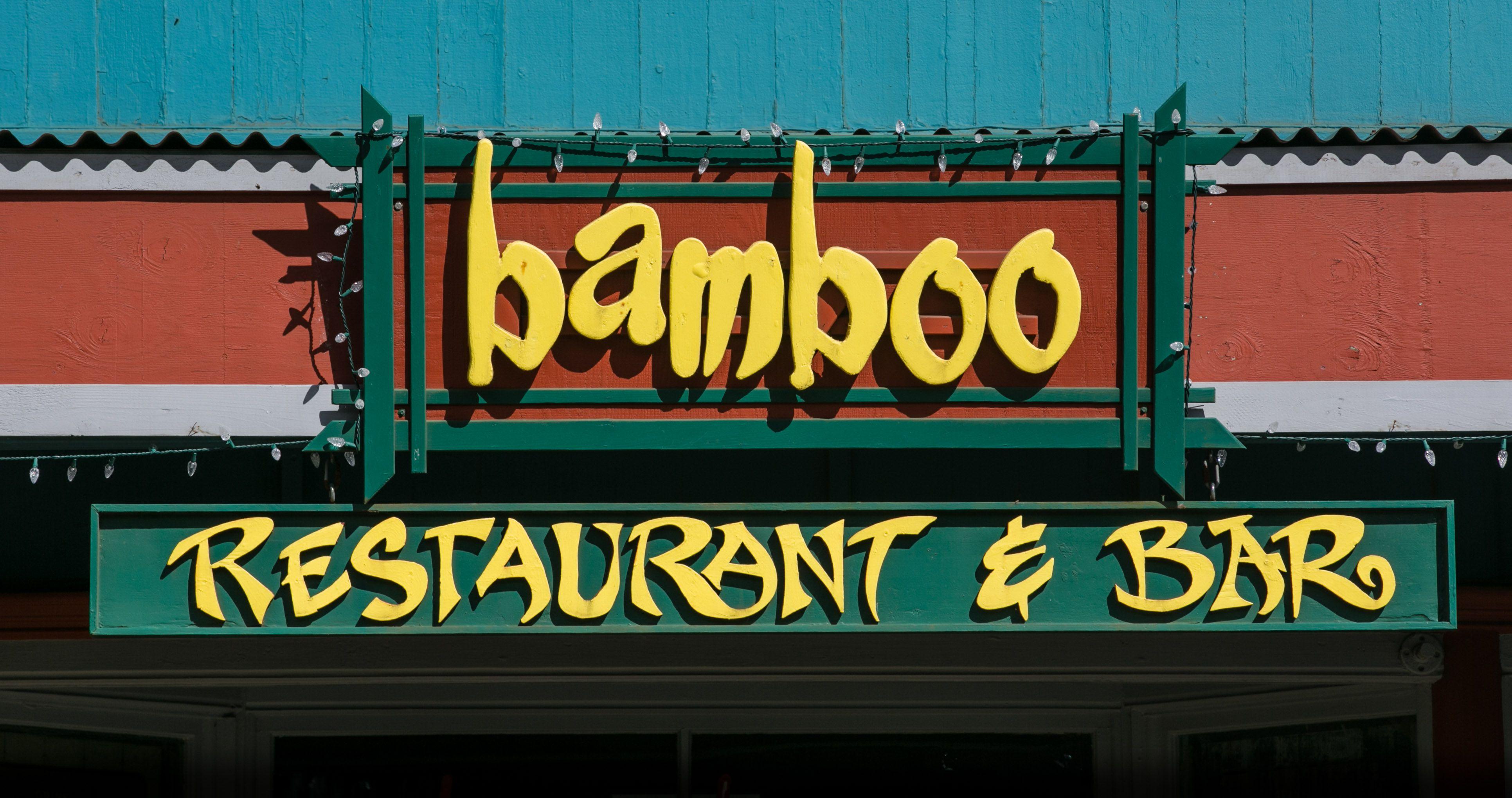 Bamboo Restaurant and Bar, Hawi