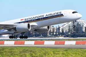 Singapore Airlines continue to fly to Sydney, Australia during COVID-19 pandemic