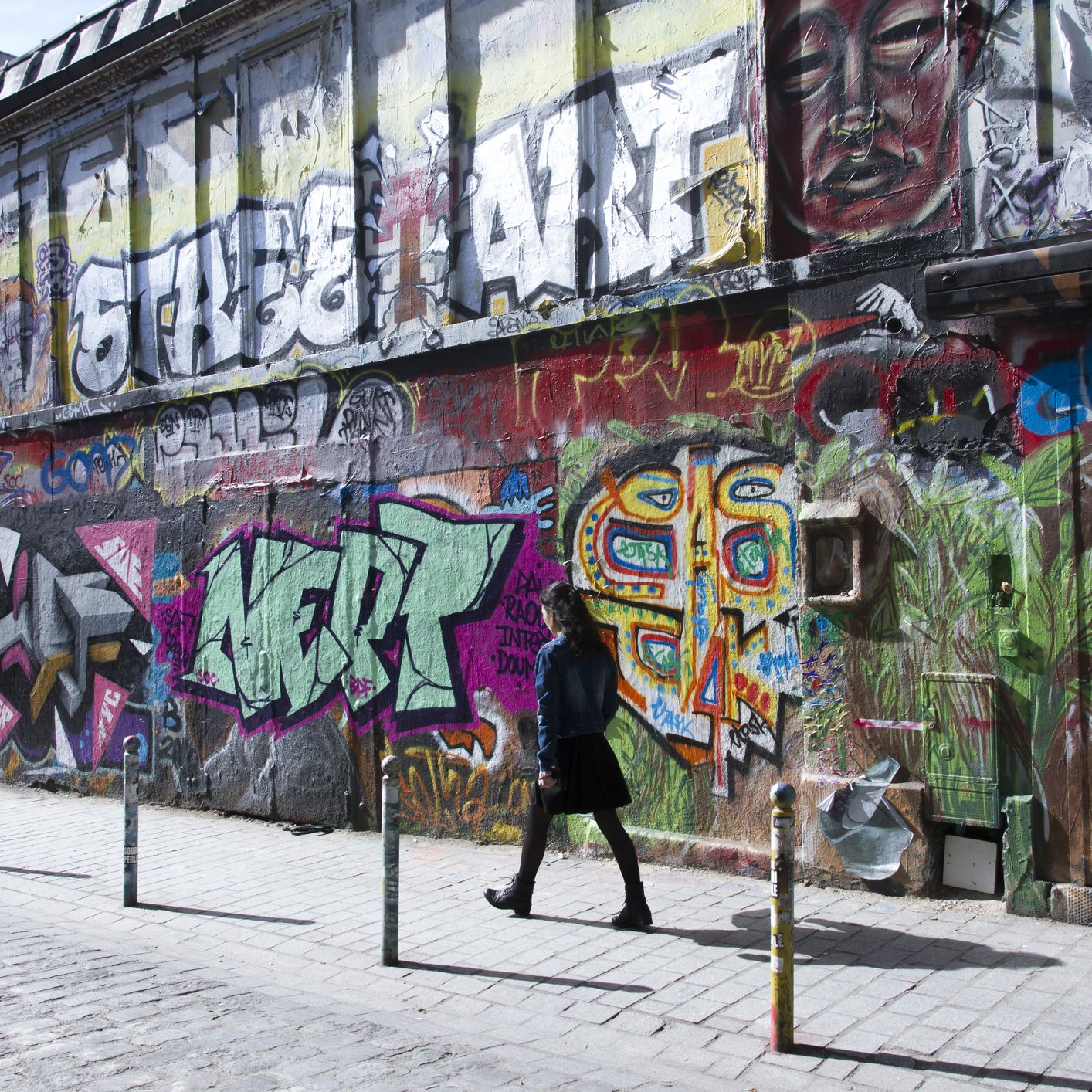 Where to Find the Best Street Art in Paris
