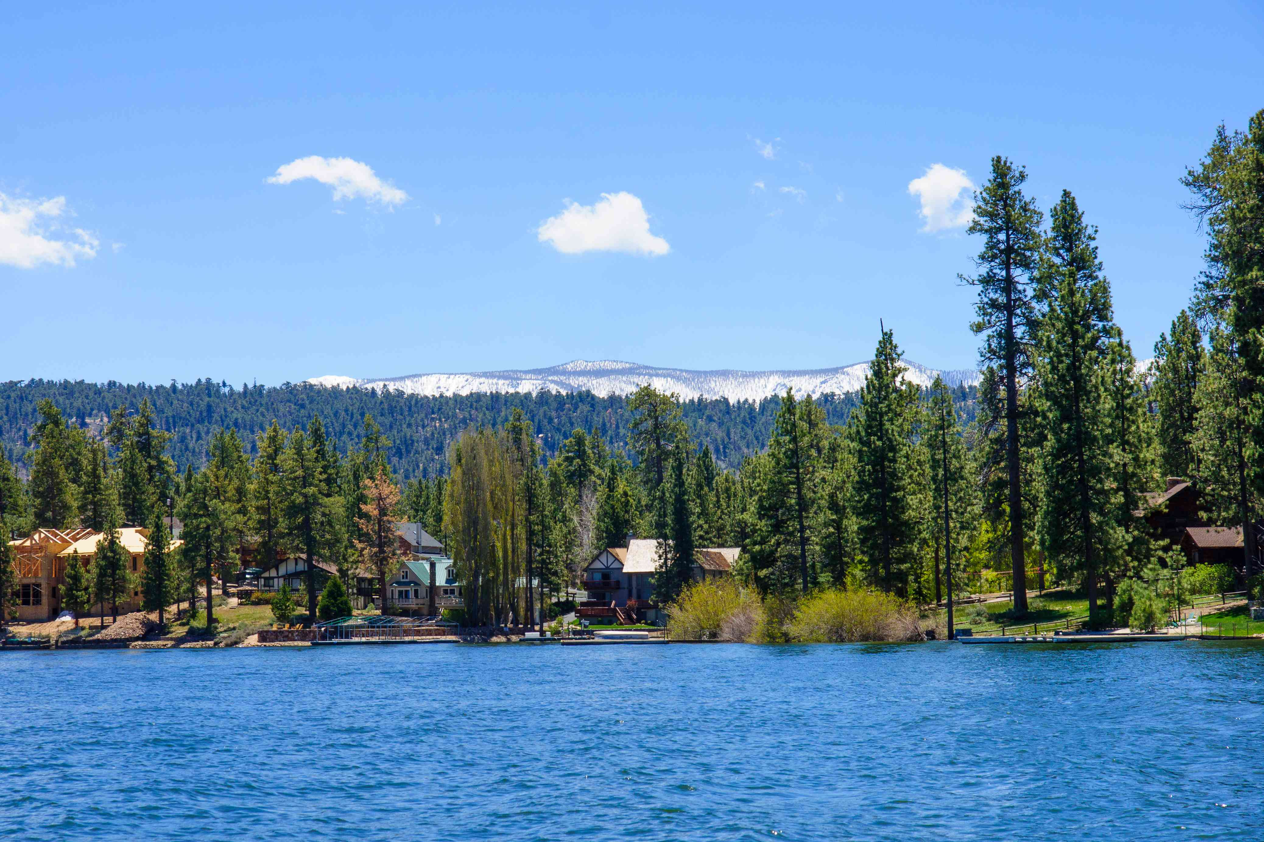 Big Bear Lake Landscape