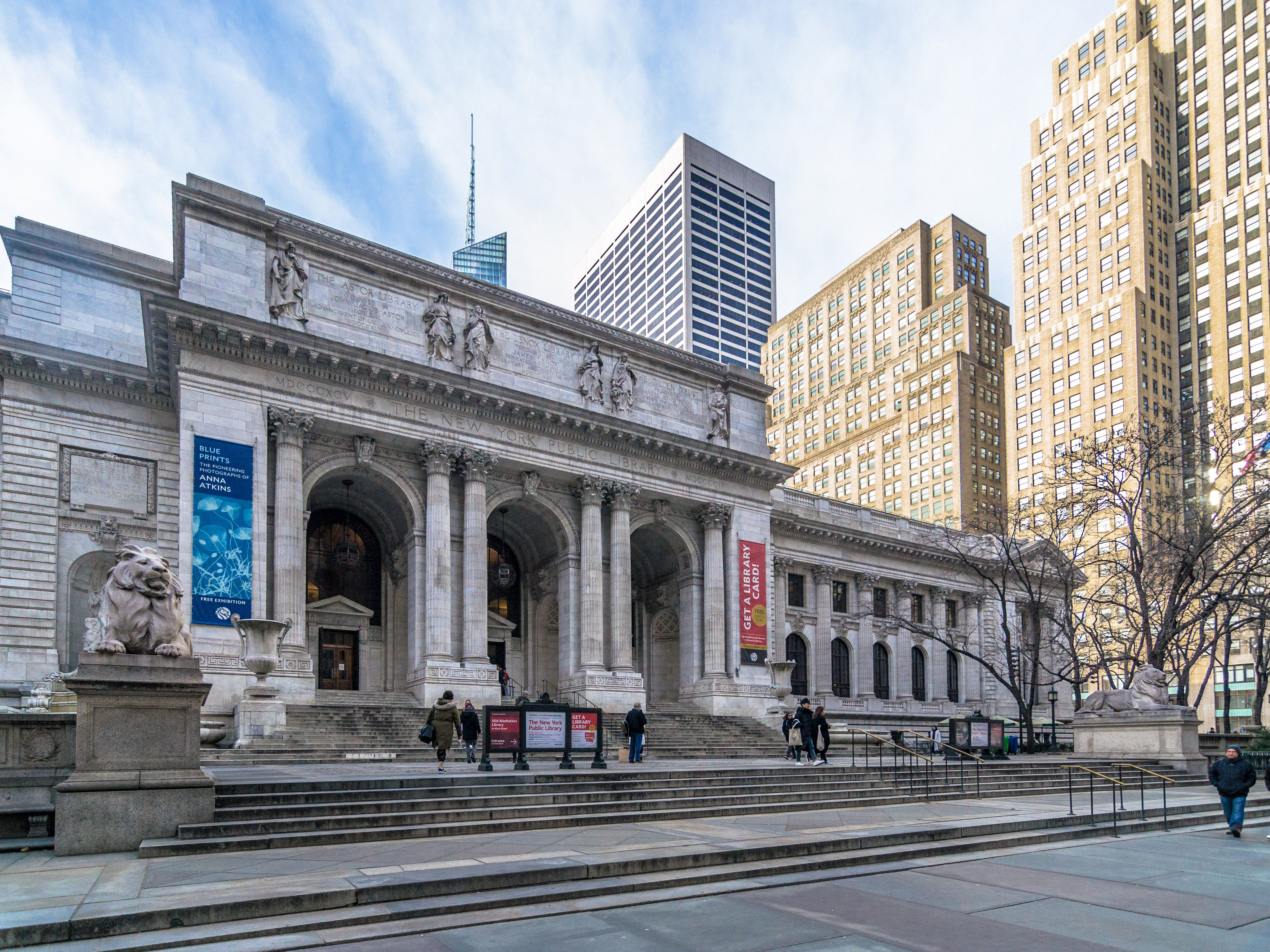 New York Public Library Visitors Guide