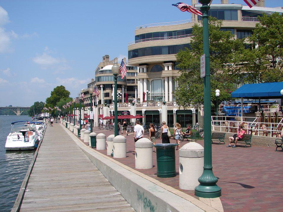 Washington Harbor - Georgetown