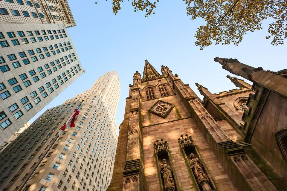 Church in New York