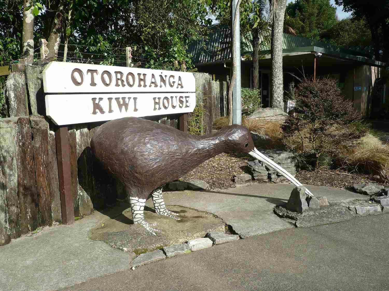 Otorohanga kiwi house