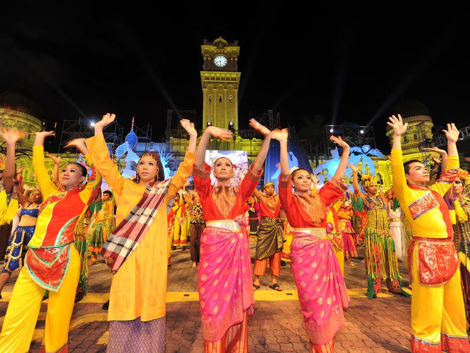 Citrawarna festival in Kuala Lumpur