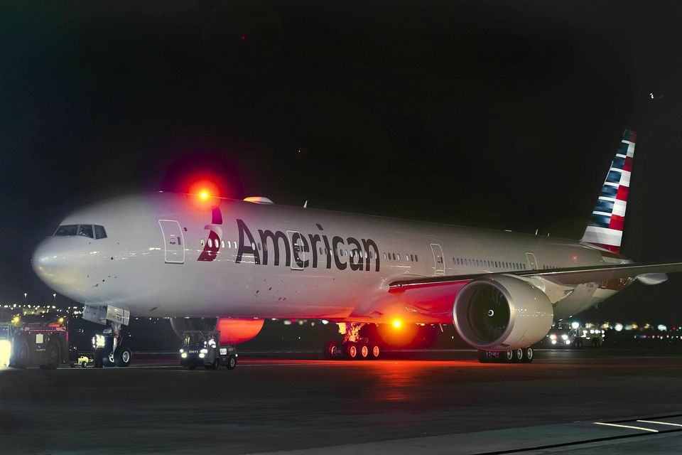 American Airlines Baggage Information