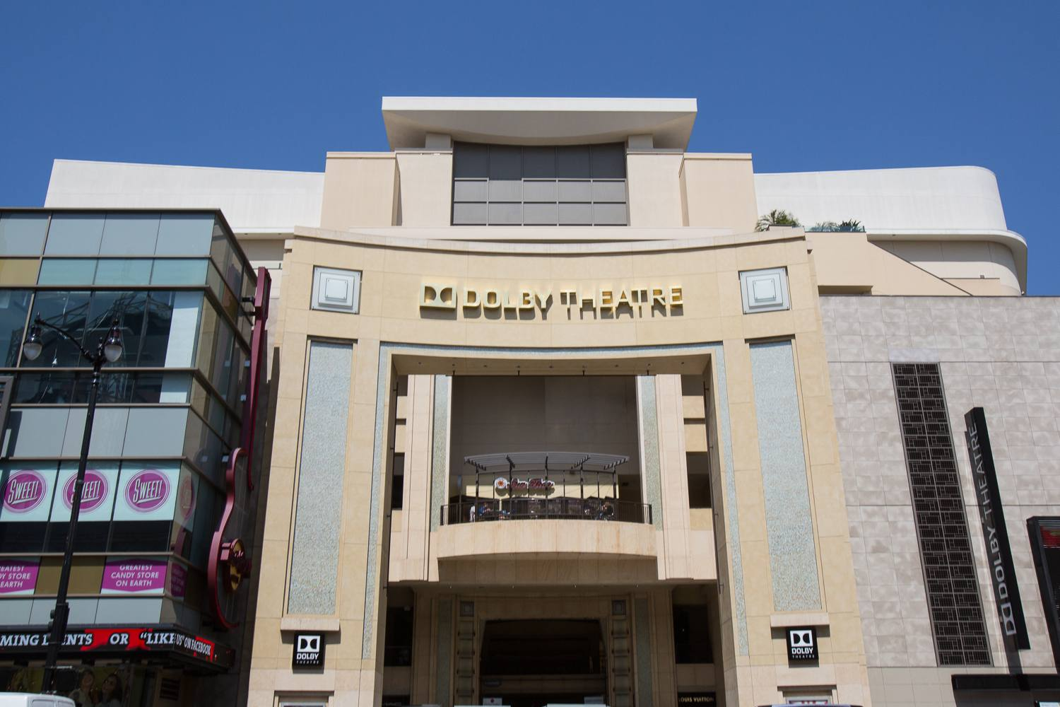 Dolby Theatre in Hollywood