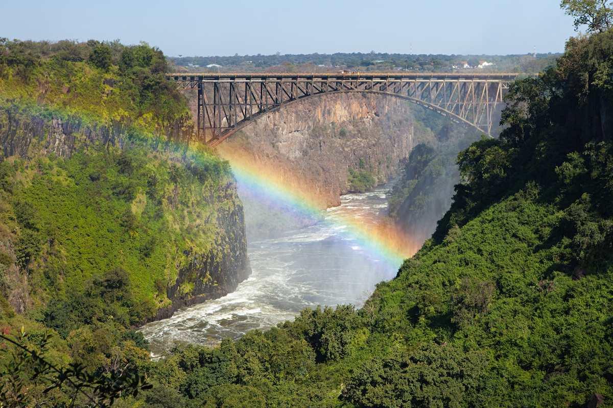 Victoria Falls Bridge Bungee