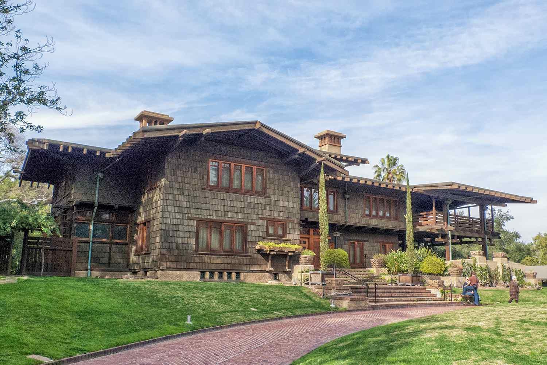 Gamble House, Pasadena