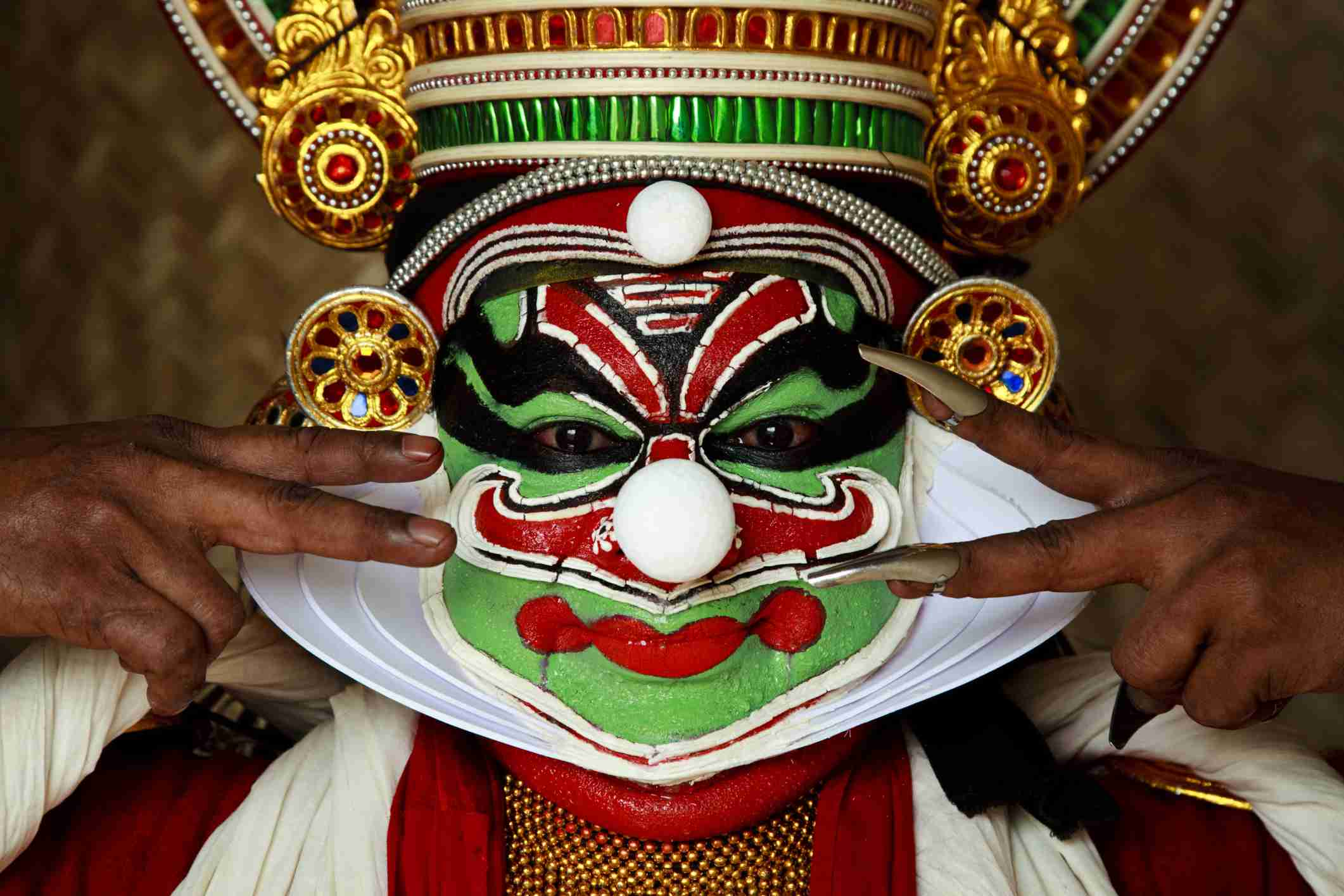 Celebración del festival Gudi Padwa en Mumbai