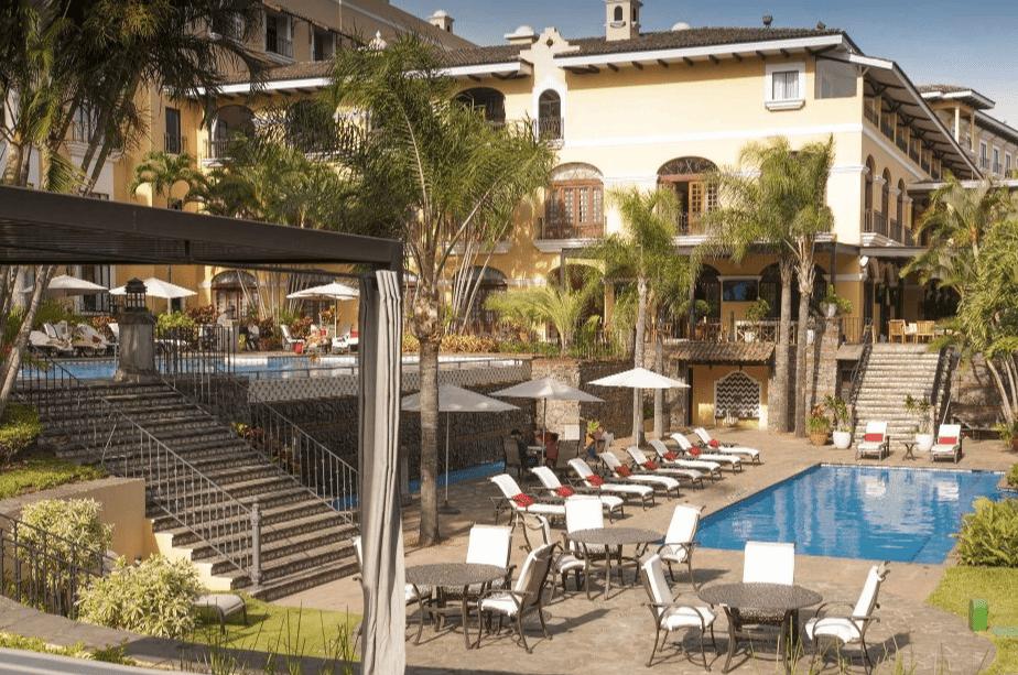 Best Overall Costa Rica Marriott Hotel San Jose
