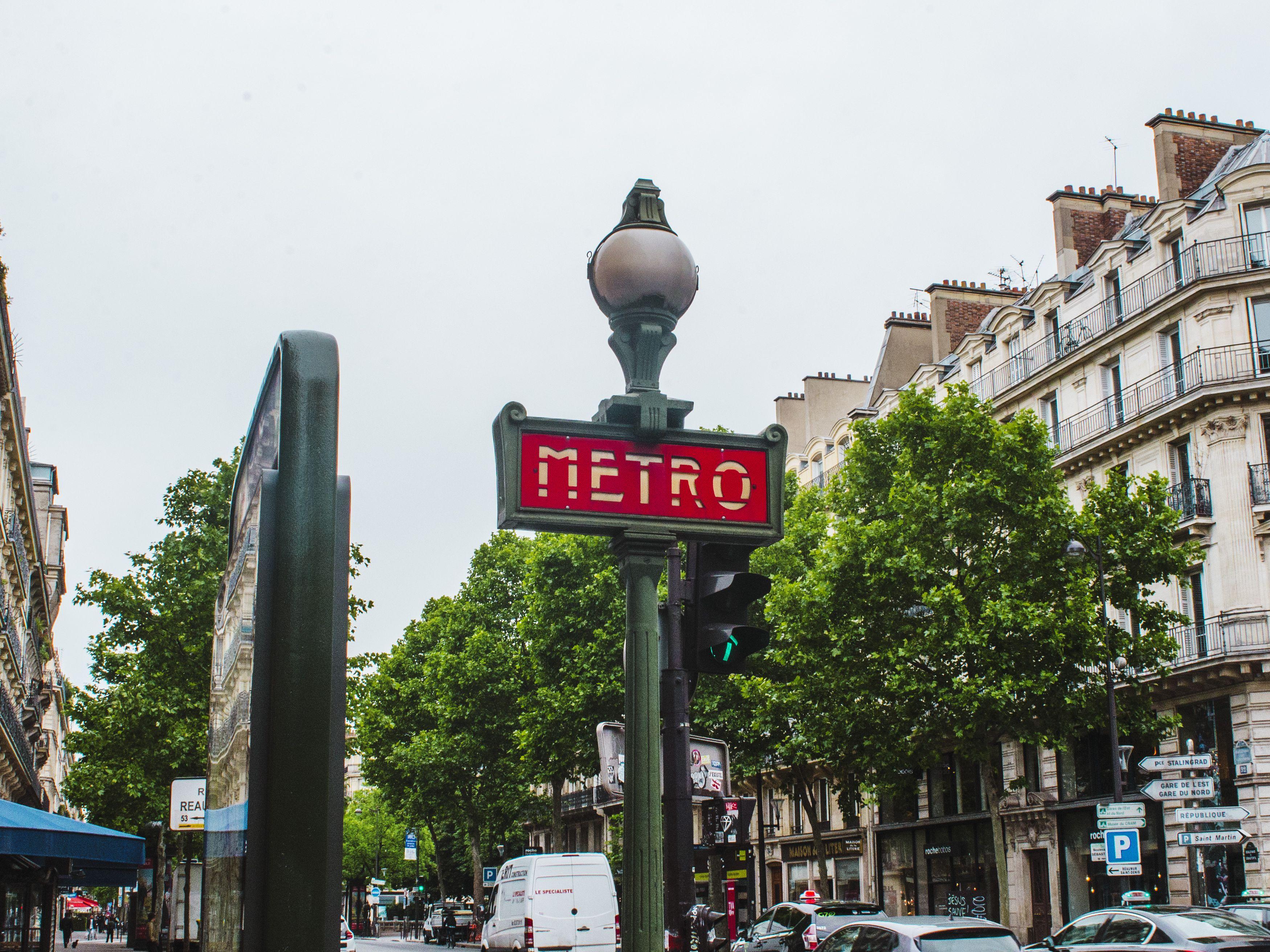 Getting Around Paris Guide To Public