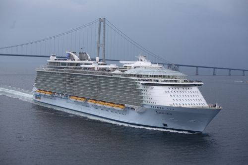 Allure of the Seas - Profile of Royal Caribbean Ship