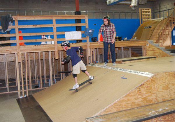 Kids That Rip Indoor Skate Park