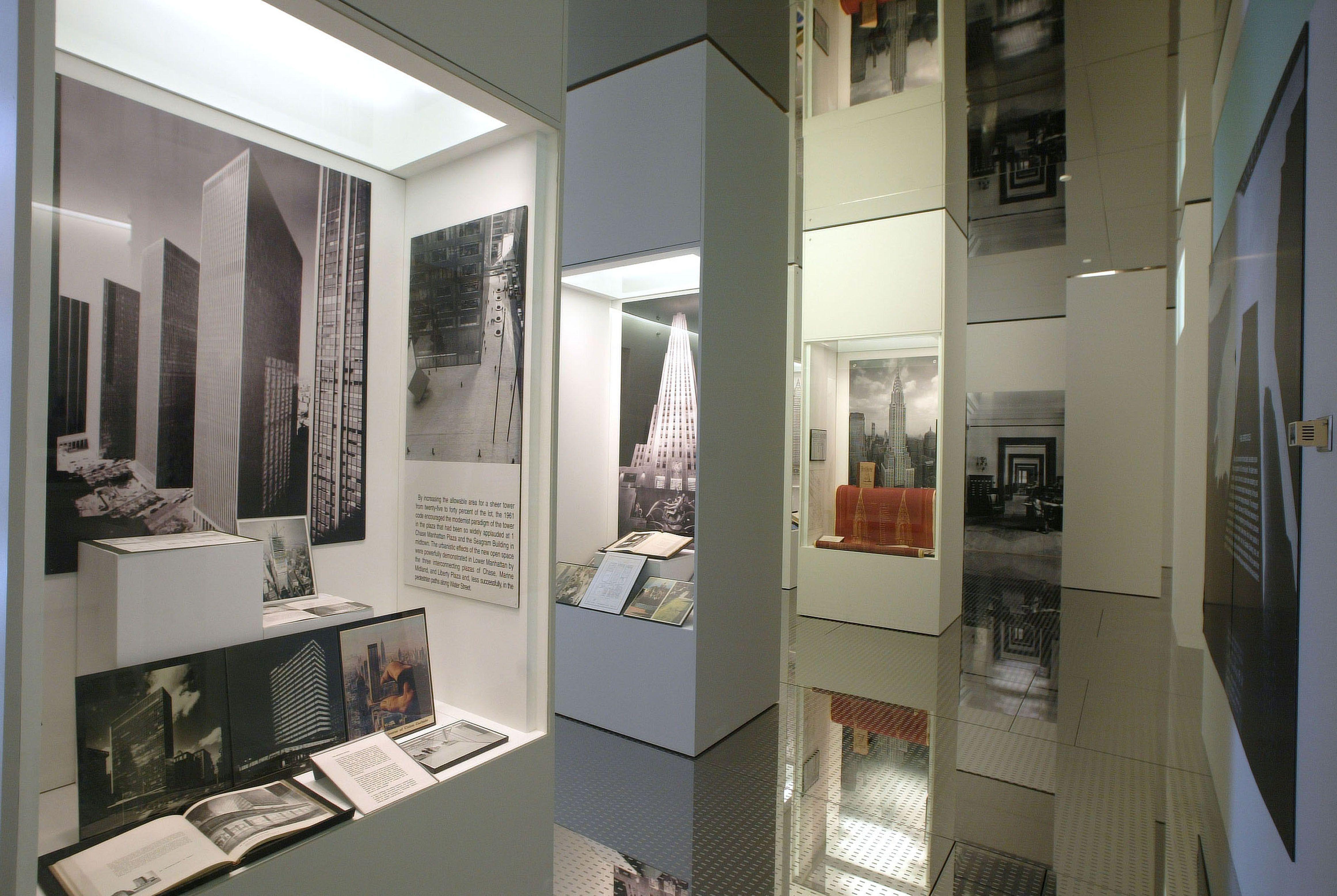 The Skyscraper Museum opens in New York City