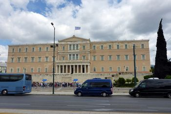 Greek phrases tourists should know when visiting greece greek parliament m4hsunfo