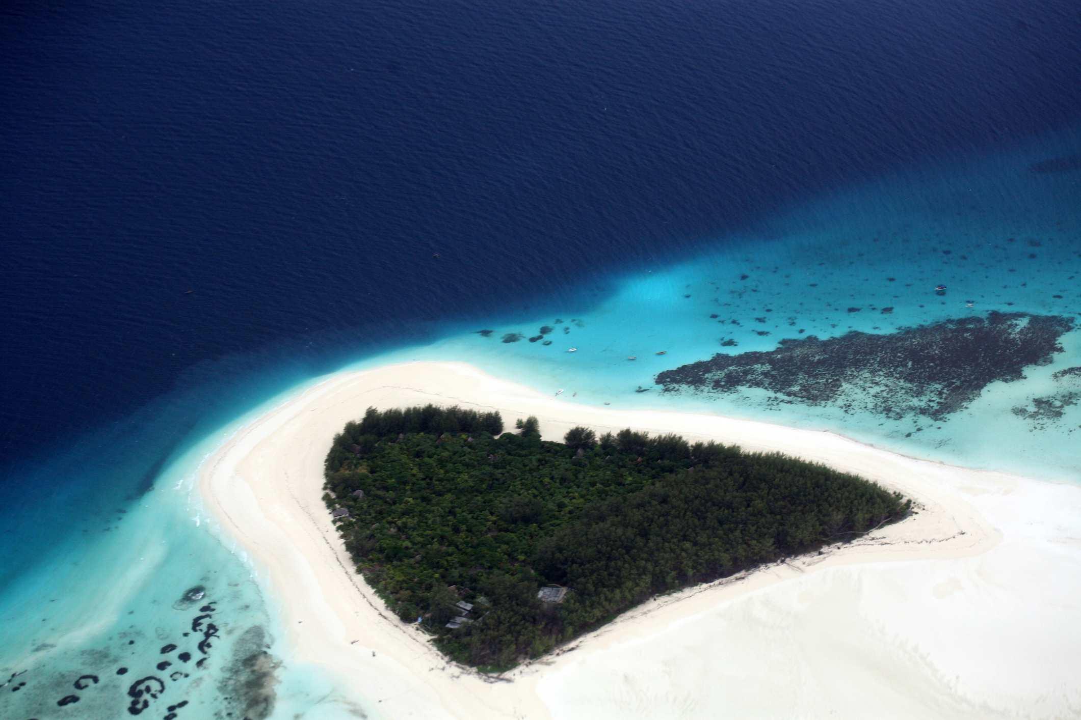 Mnemba Island off Tanzania