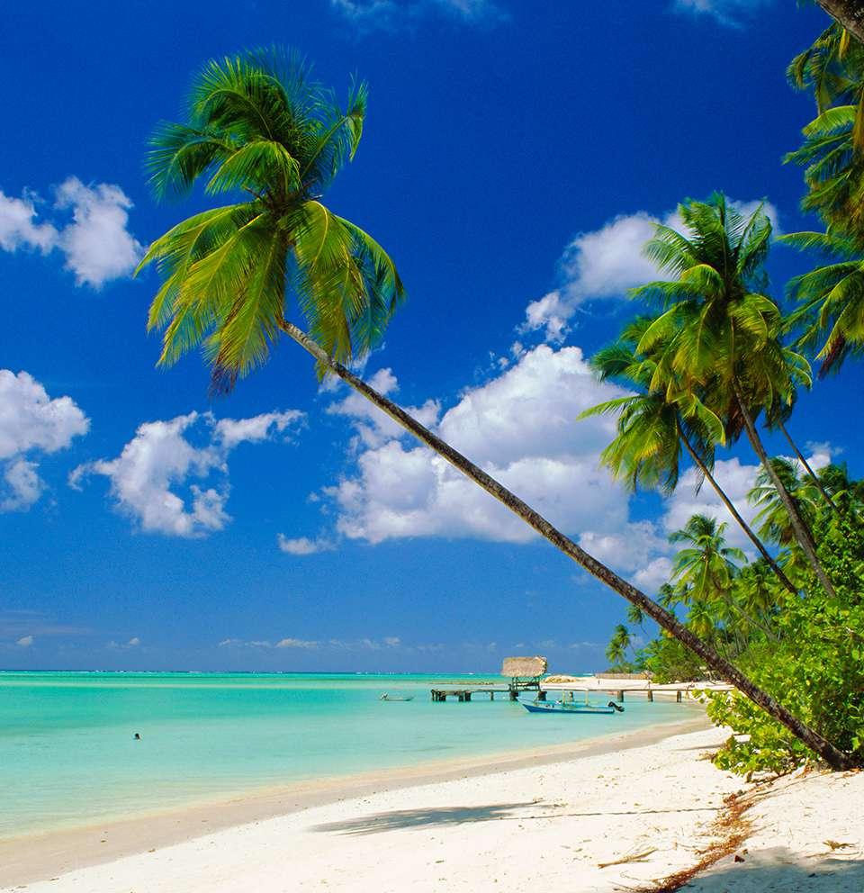Pigeon Point, Tobago, Caribbean, West Indies