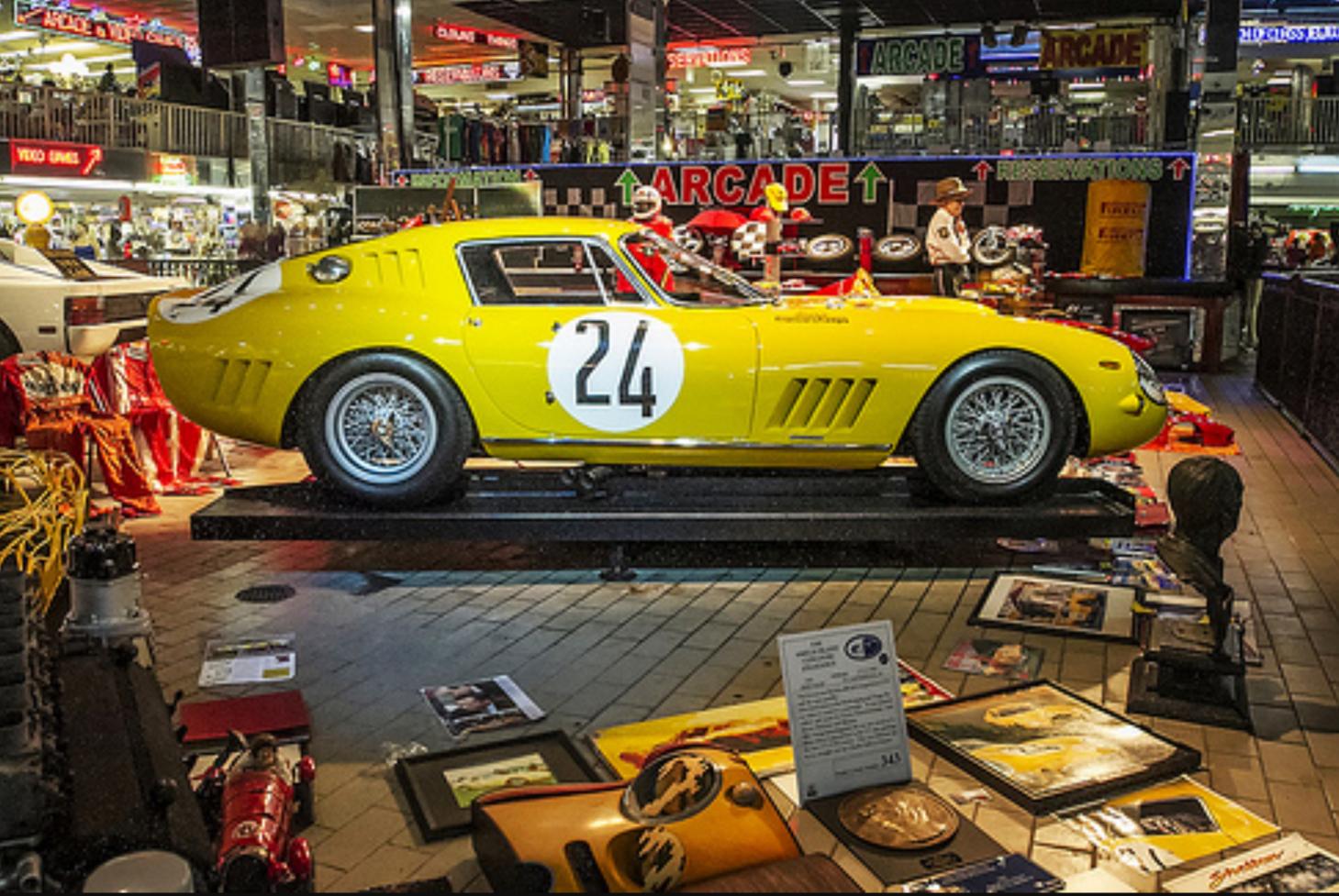 swap shop car museum