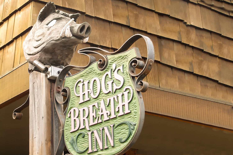 Hog's Breath Inn, Carmel