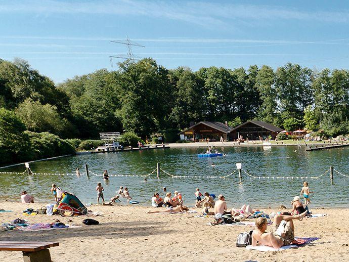 The Best Nudist Beach in Hamburg