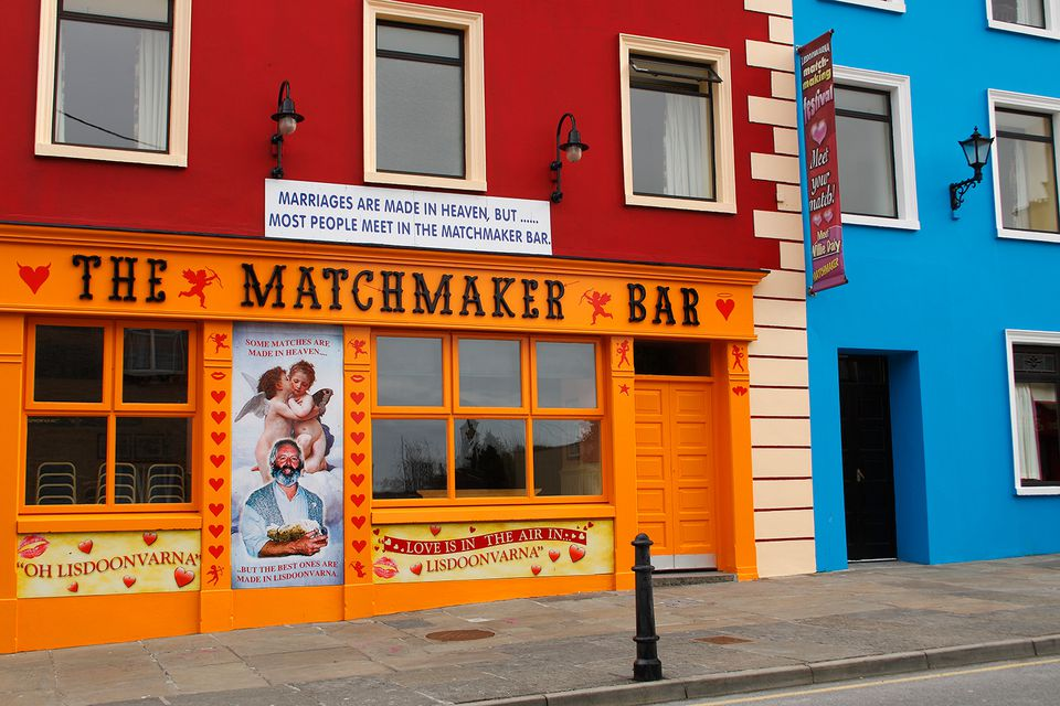 Galway Matchmaking Festival