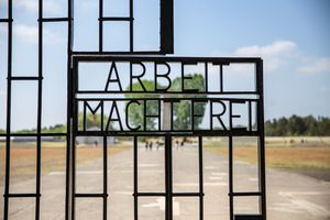 Sachsenhausen Concentration Camp in Berlin, Germany