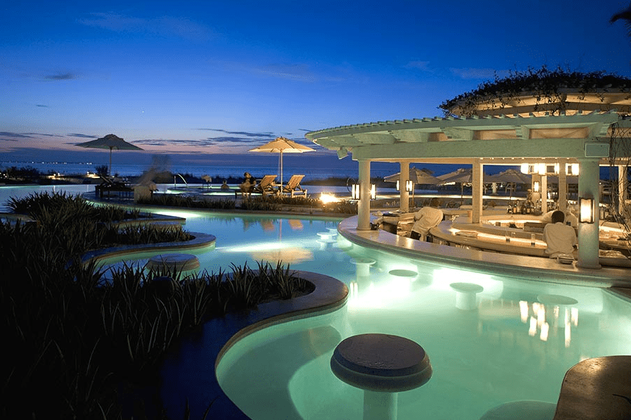 The Best Swim-Up Bars in the World