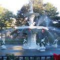 Forsyth Park Fountain in Savannah - Photo: George Alexander
