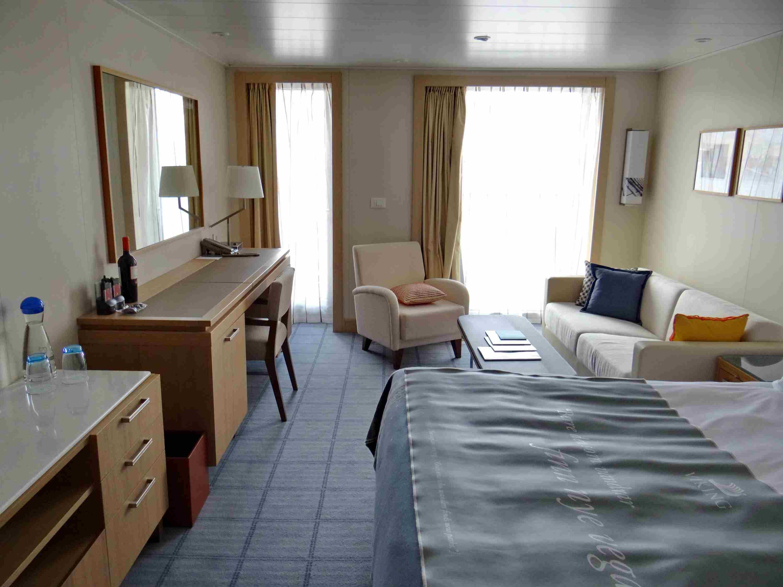 Viking Star Penthouse Veranda cabin