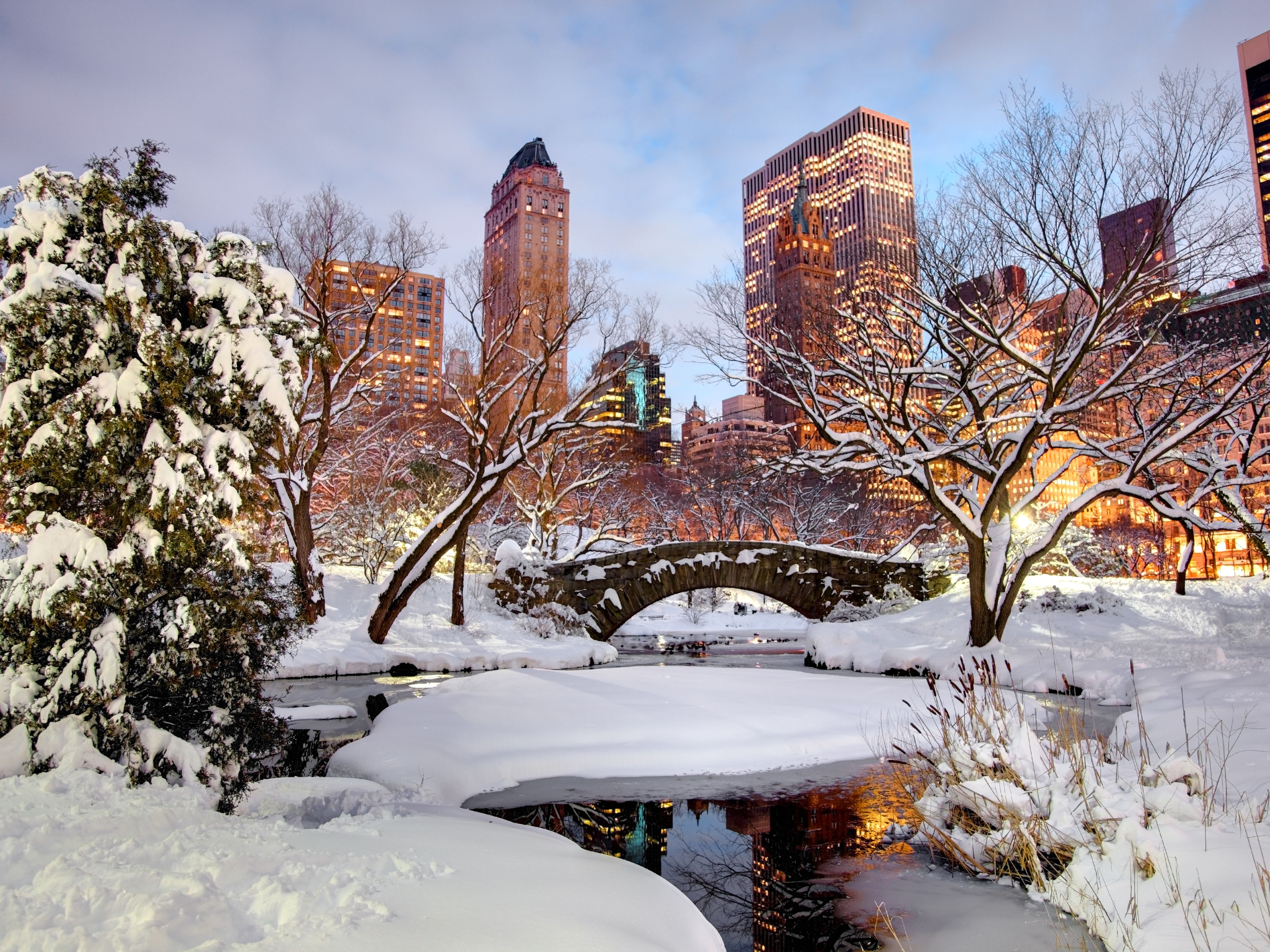 East Coast Christmas On The Parkway 2021 The Top East Coast Winter Vacation Ideas