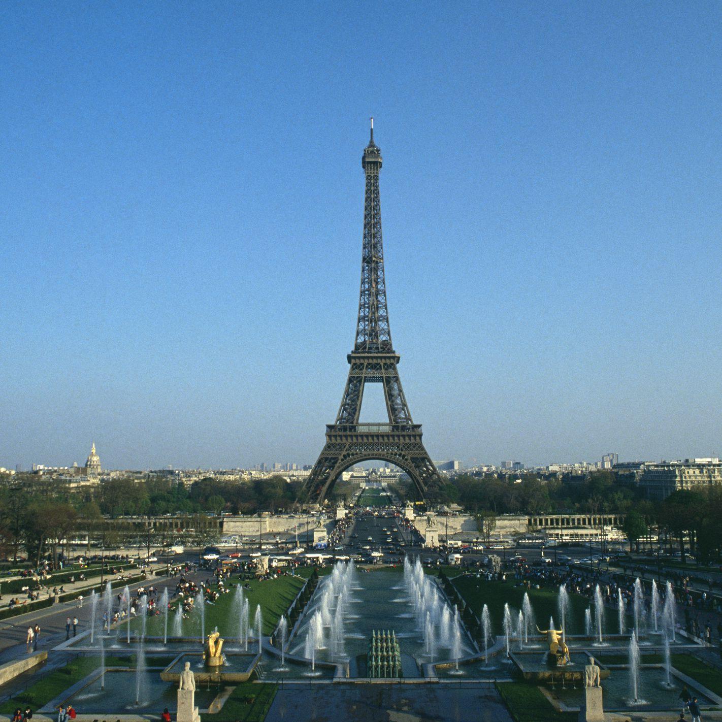 Paris's Jardins du Trocadero: The Complete Guide