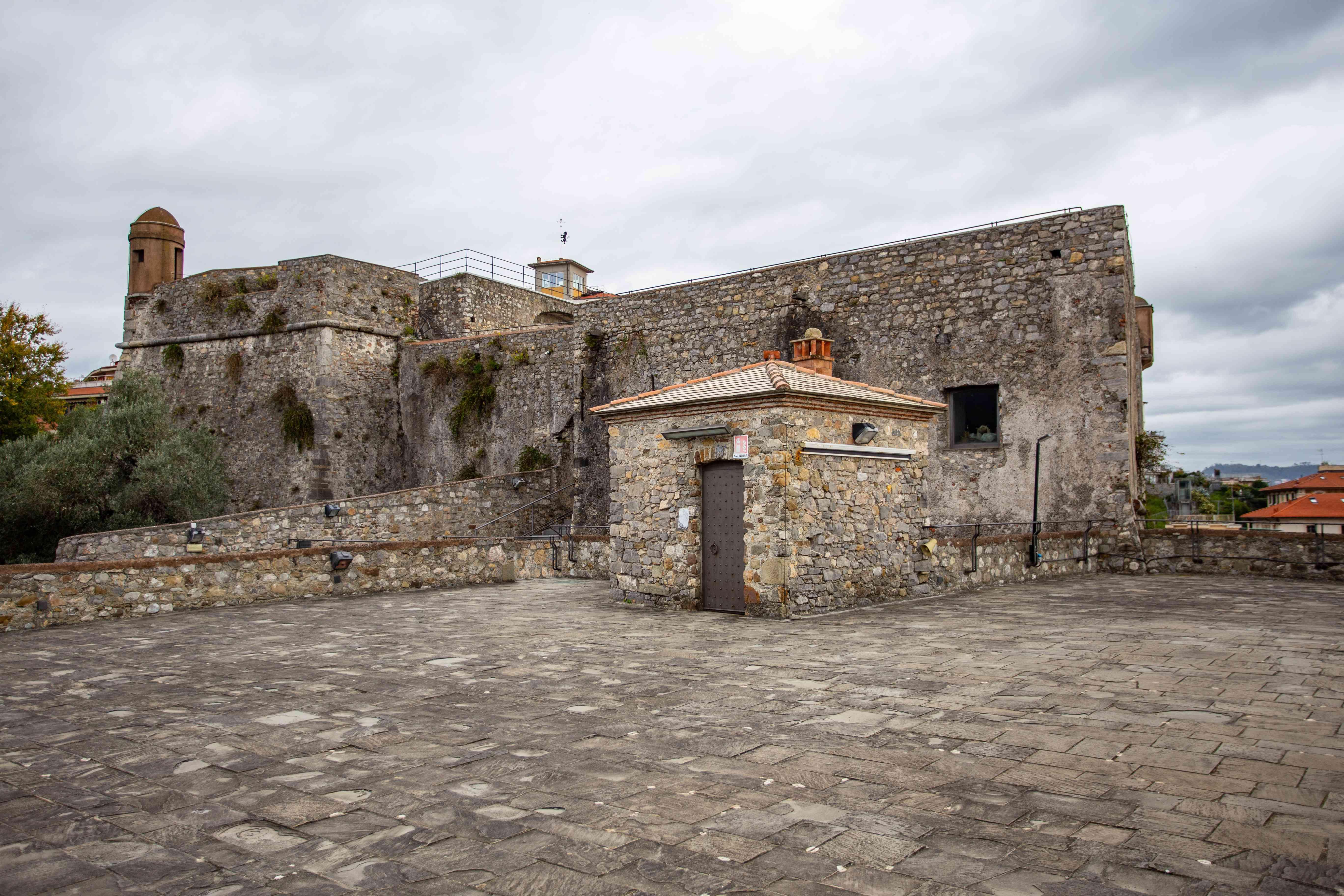 Castello di San Giorgio, La Spezia, Italy