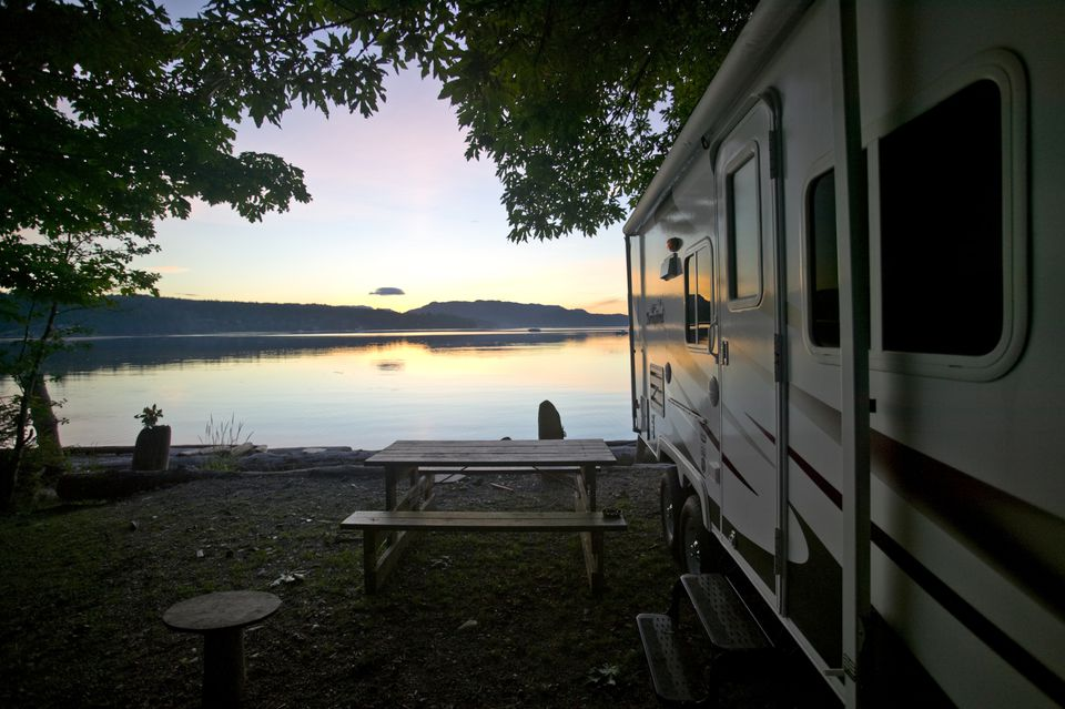 RV Parks With Views