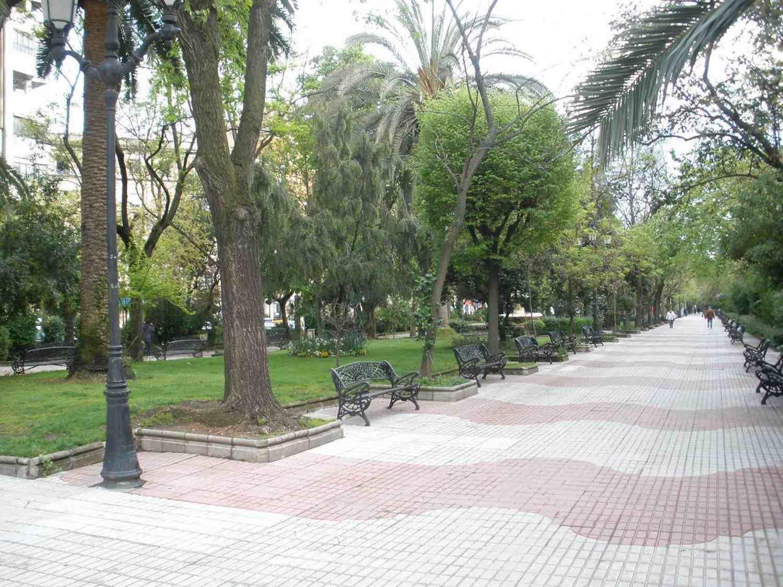 Cánovas Park, Cáceres