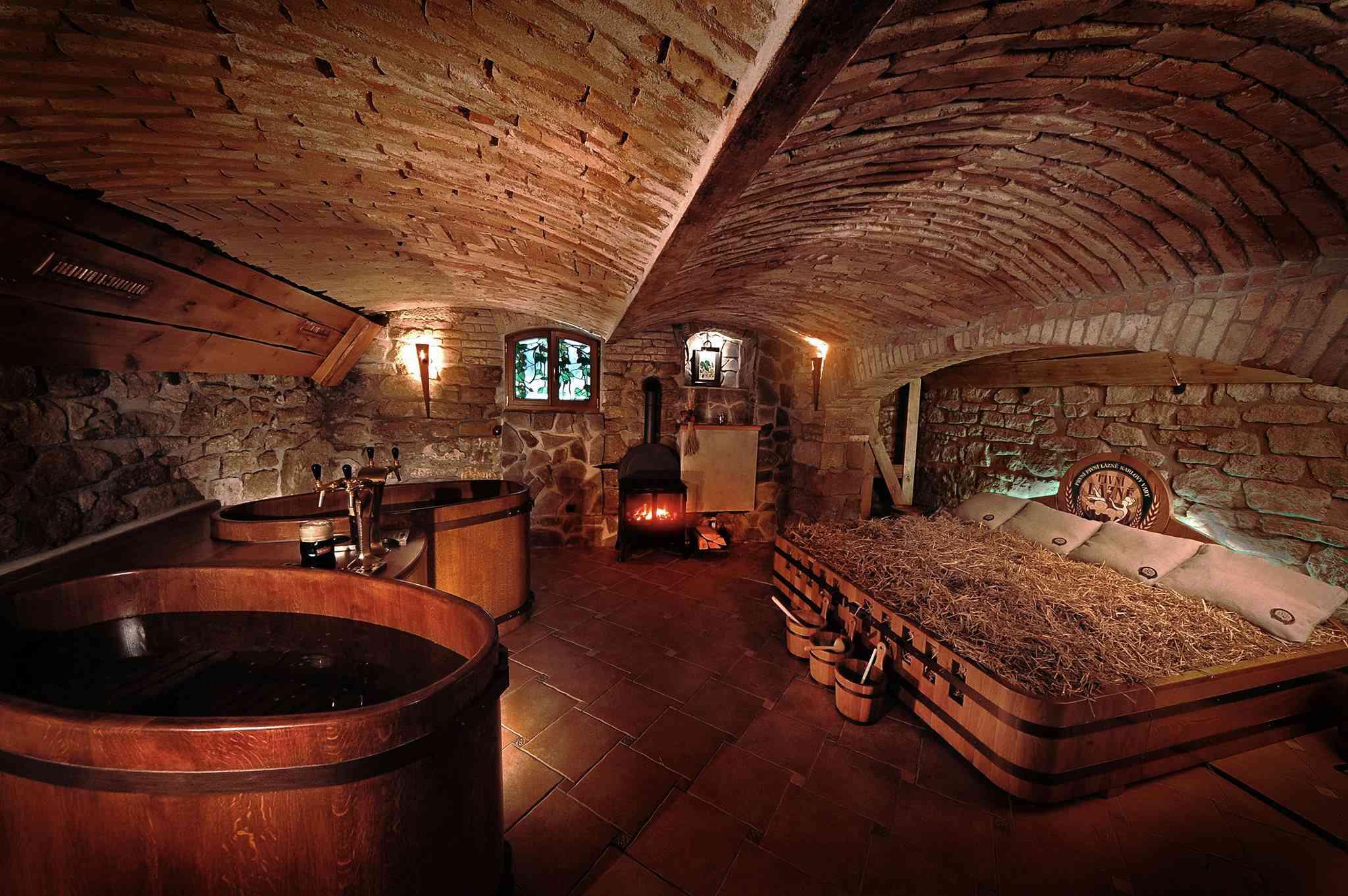Beer Spa Beerland - Pivní Lázně Karlovy Vary
