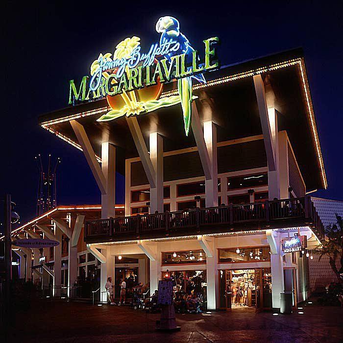 Jimmy Buffet's Margaritaville, Universal Orlando