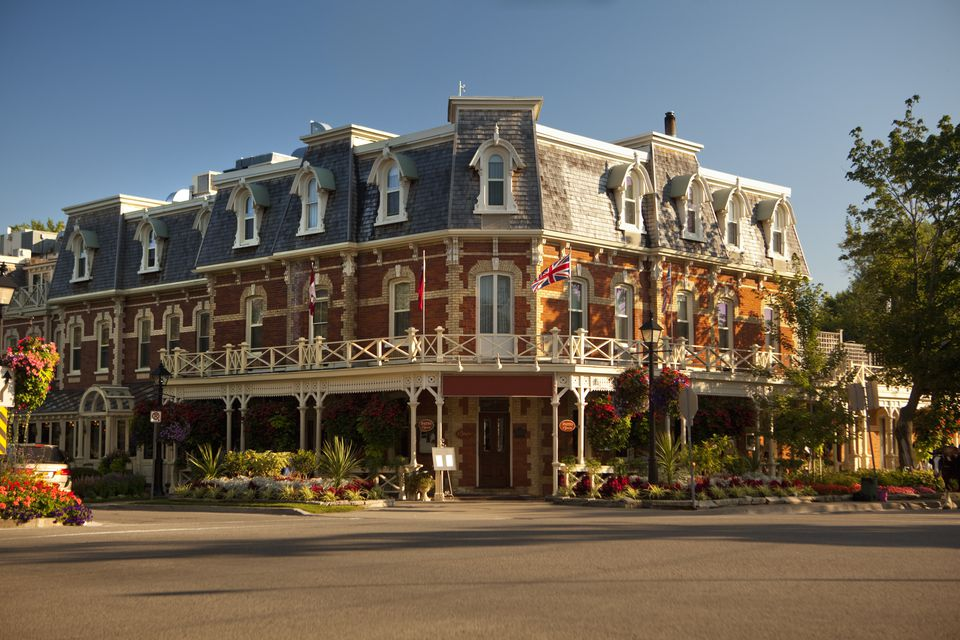 Prince of Wales Hotel in Niagara-on-the-Lake, Ontario, Canada