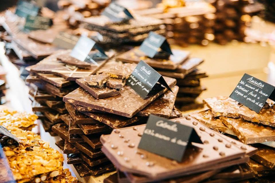 Salon du Chocolat, 2018