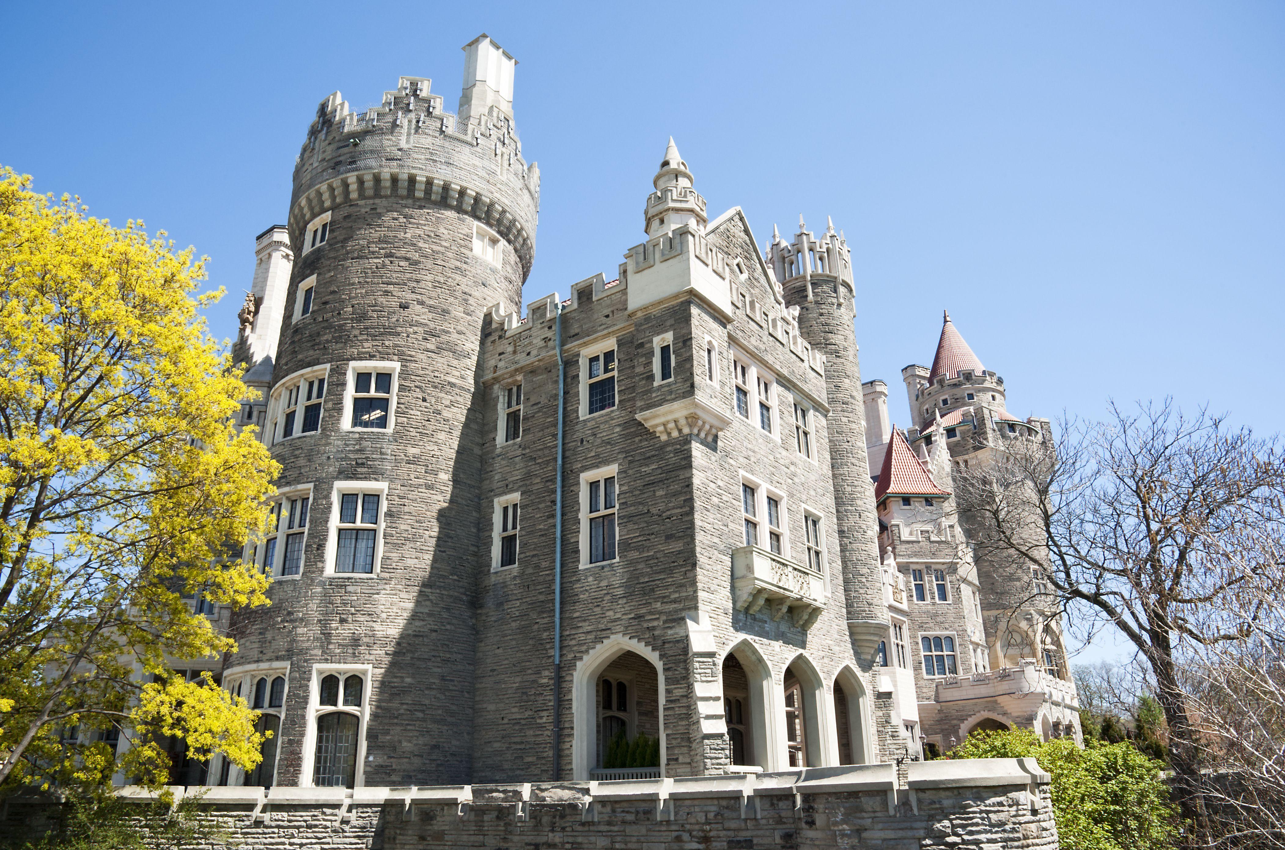 First Choice Auto >> Casa Loma: A Historic Downtown Toronto Castle