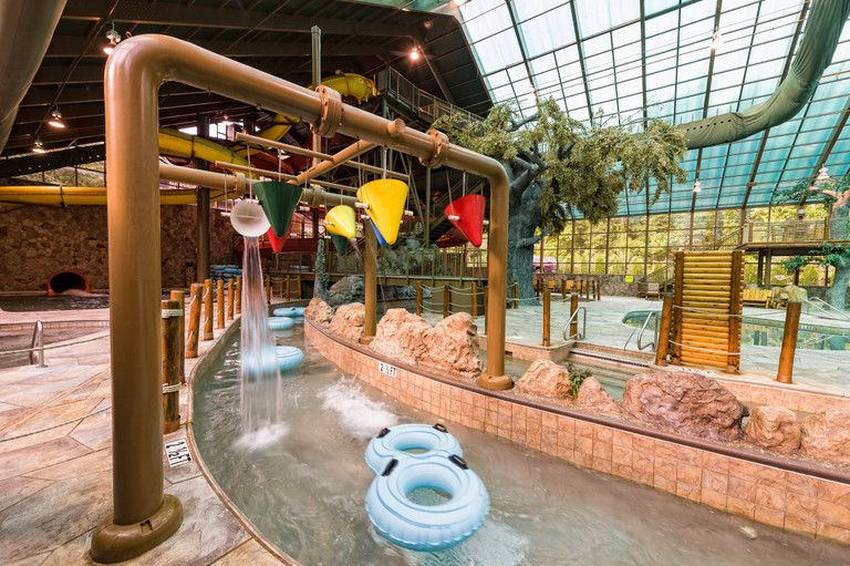 Westgate Smoky Mountain Resort water park