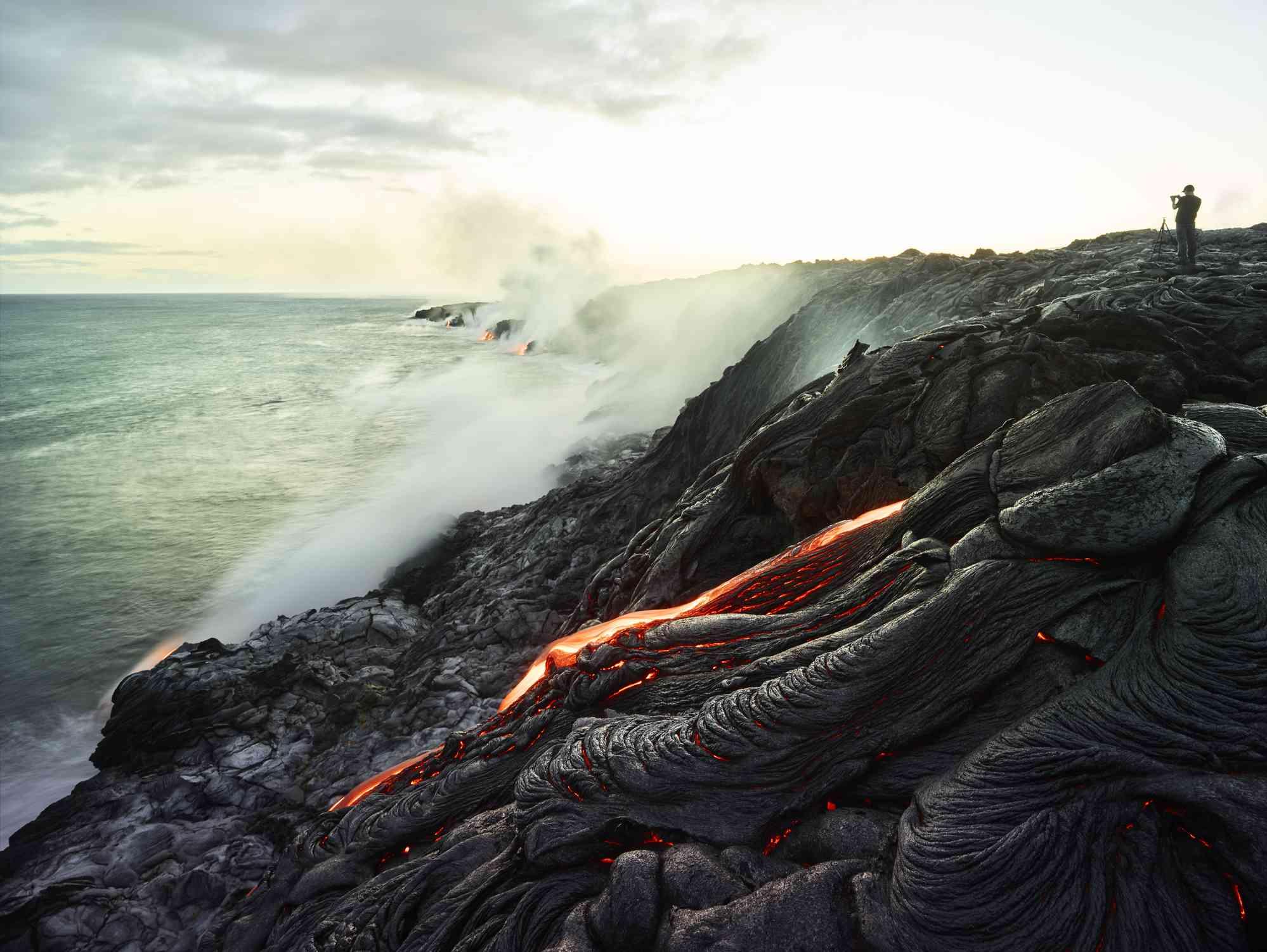 Hawai'i Volcanoes National Park on Big Island
